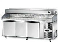 Охлаждающий стол для пиццы   POS208N#AGS204EN GGM