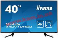 """40"""" 4K VA монитор, HDMI, DP, U SB X4071UHSU-B1"""