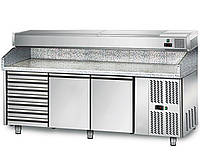 Охлаждающий стол для пиццы   POS208SN#AGS203E GGM