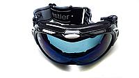Маска (очки) горнолыжная Koestler 928-2 BLUE-2