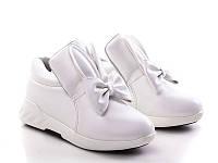 Детская весенняя коллекция. Детская демисезонная обувь бренда Kellaifeng (Bessky) для девочек (рр. с 32 по 37)