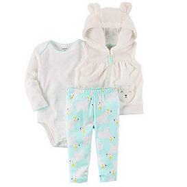 """Комплект одежды """"Полярный мишка"""" от Carters"""