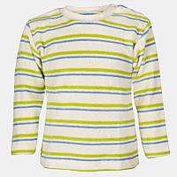 Махровый свитер с кнопками на плече Еngel