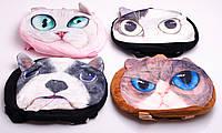 """Рюкзак детский  """"Животные: коты-собаки"""", в ассортименте, фото 1"""