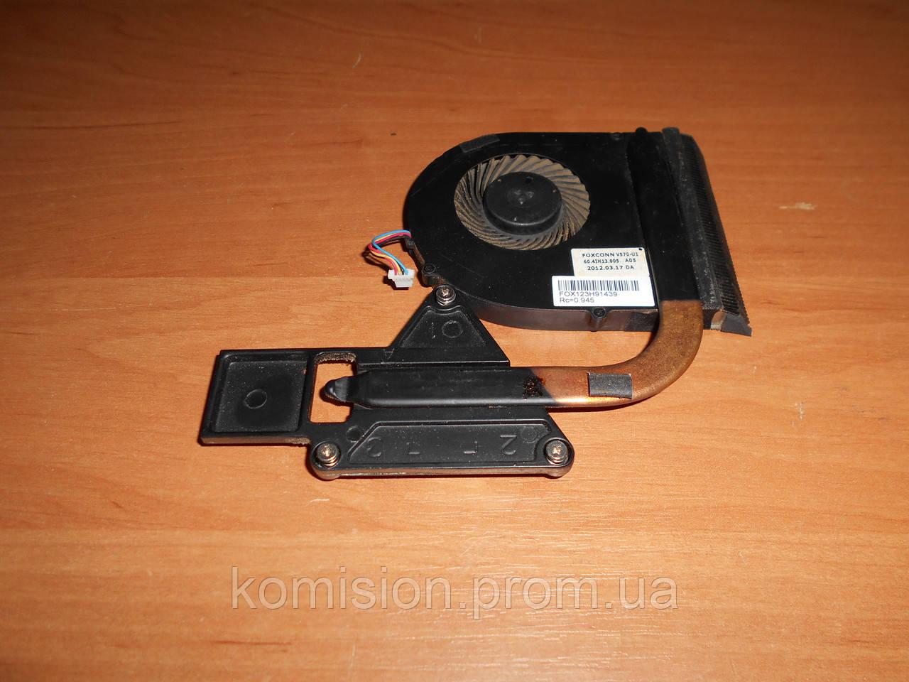 Система охлаждения ноутбук Lenovo B570e 15,6