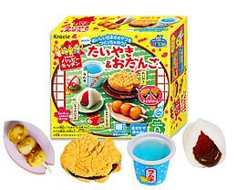 "Popin' Cookin' Taiyaki & Dango Kit  Японский набор ""Сделай сам"" для приготовления тайяки"