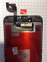 Дисплейный модуль LCD iPhone 6S черный, фото 1