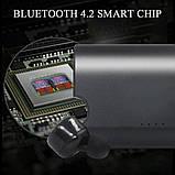 Bluetooth навушники 4.2 mini TTLIFE X2T із зарядною станцією, фото 4