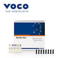 Twinky Star(Твинки Стар)-цветной композит для детских зубов,Voco