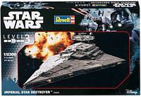 Модель для сборки Revell 'Космический корабль Imperial Star Destroyer, 1:12300' (03609)