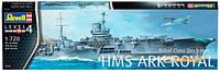 Модель для сборки Revell 'Корабли HMS Ark Royal и Tribal Class Destroyer, 1:720' (05149)