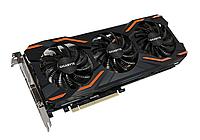 Видеокарта Gigabyte GeForce GTX 1080 OC 8G Graphics Card, фото 1