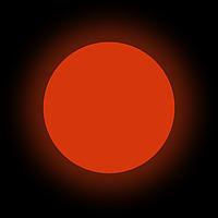 Люминофор красный GlowColors