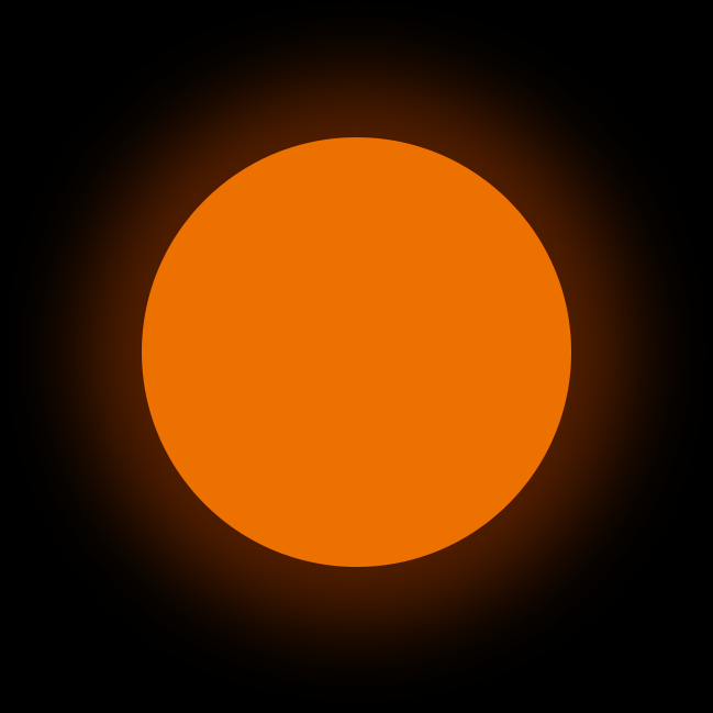 Люминофор оранжевый GlowColors ORANGE