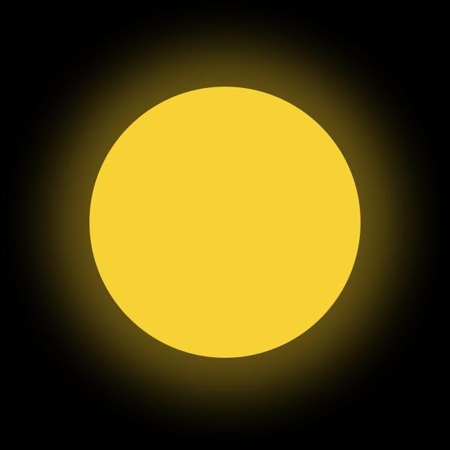 Люминофор темно-желтый GlowColors DARK YELLOW