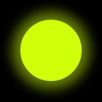 Люминофор желтый GlowColors