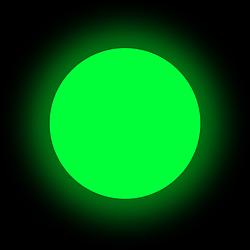 Люминофор Классик зеленый GlowColors CLASSIC GREEN