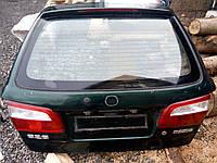 Крышка багажника GG3E-62-020 со стеклом G14S-63-930 Mazda 626 GW 1997-2002г.в. универсалзеленая