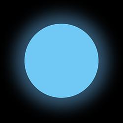 Люминофор голубой GlowColors BLUE