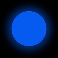 Люминофор синий GlowColors