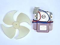 Двигун вентилятора для холодильника універсальний 222FR58 (MTF727RF)