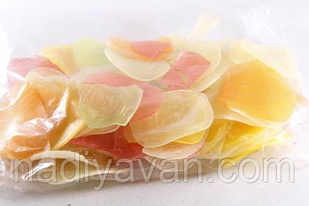 Креветочные чипсы полуфабрикат ассорти цвета  150г, фото 2