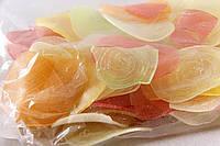 Креветочные чипсы полуфабрикат ассорти цвета  150г