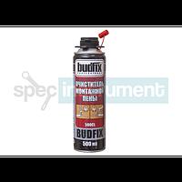Очиститель монтажной пены 500 мл BUDFIX 500CL