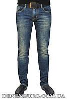 Джинсы мужские PHILIPP PLEIN 6085 тёмно-синие, фото 1