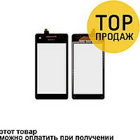 Сенсорный экран для мобильного телефона Sony LT25i/Xperia V, черный, AAA