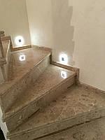 Мраморные ступени для лестницы