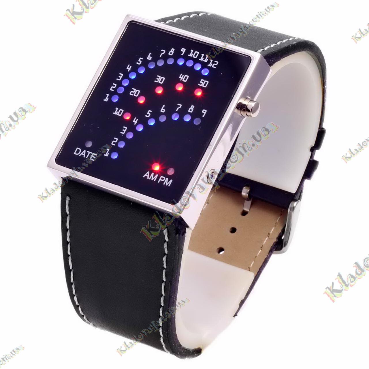 4c403377 Tokyo - Диодные, бинарные LED часы - Интернет-магазин