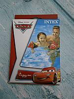 """Детские нарукавники для плавания """"Тачки"""", Intex"""
