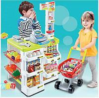"""Игровой набор """"Супермаркет"""" 668-03, фото 1"""