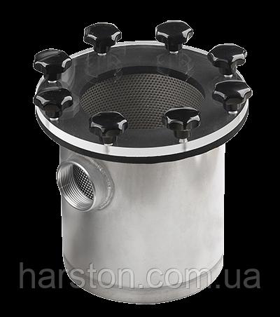Фильтр забортной воды Vetus FTR525 205 л/мин из нержавеющей стали