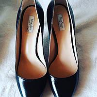 Max Mara! Кожаные туфельки из Италии