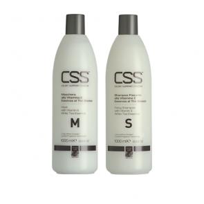 Вспомогательная система для окрашенных волос Green Light CSS