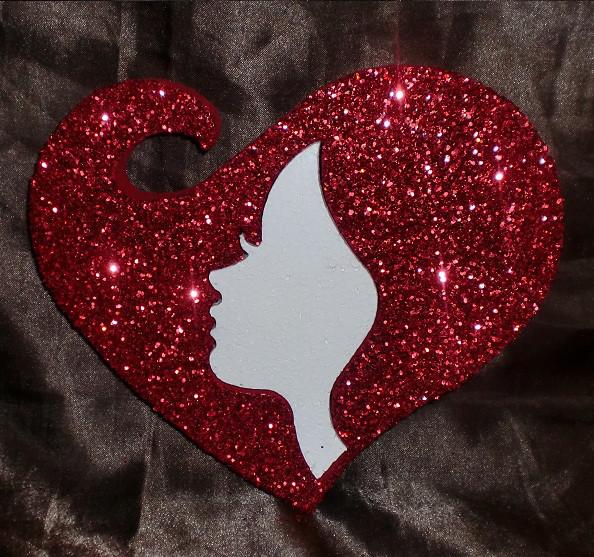 Декор на День Влюбленных. Свадебный декор из пенопласта - для фотозоны, витрины