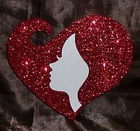 Декор на День Влюбленных. Свадебный декор из пенопласта - для фотозоны, витрины, фото 1