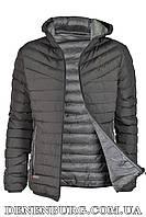 Куртка мужская демисезонная RUIHAO R5071 чёрная, фото 1