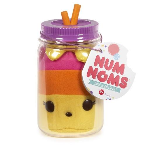 Мягкая игрушка NUM NOMS - ТРОПИКАНКА (в банке, с ароматом)  546436
