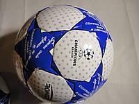 Мяч футбольный ЛИГА ЧЕМПИОНОВ Ronex ламинир. размер 5, синий, ассорт