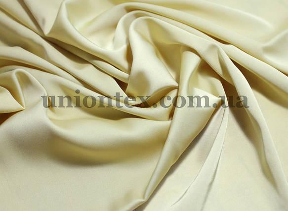 Ткань шелк-армани золото, фото 2