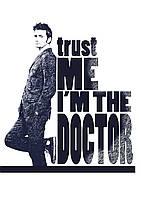 Плакат Доктор Кто 03