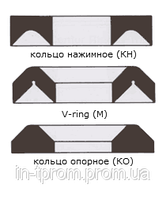 Кольцо опорное КО 100х120