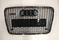 Радиаторная решетка Audi Q7 в стиле RSQ7 (09-15)