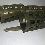 Фидерная кормушка вес 50 грамм, фото 4
