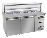 Охлаждающий стол для пиццы   STS1500O#GSSTS1500O GGM