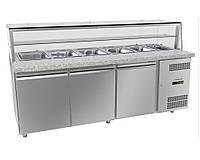 Охлаждающий стол для пиццы   STS2000O#GSSTS2000O GGM