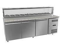 Охлаждающий стол для пиццы   DTS2000NO#GSDTS2000O GGM